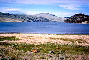 Stump Lake British Columbia