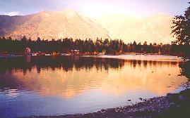 Road Trip Planner >> Tie Lake